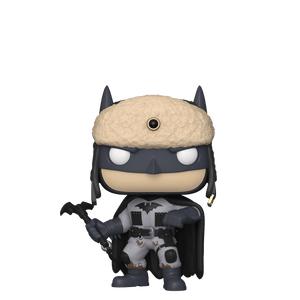 Batman Red Son 80 Years of Batman Funko POP!
