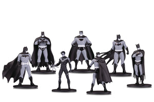 Batman Black and White Mystery Pack Wave 1 Mini Figure
