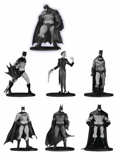Batman Black and White Mystery Pack Wave 3 Mini Figure