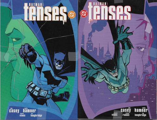 Black Cat Pack Batman Tenses #1 - 2 of 2
