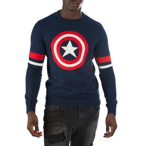 Captain America Men's Sweater
