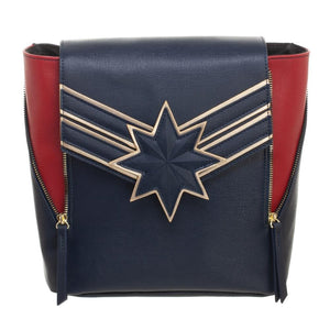 Captain Marvel Mini Backpack