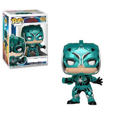 Captain Marvel Yon-Rogg Funko POP!