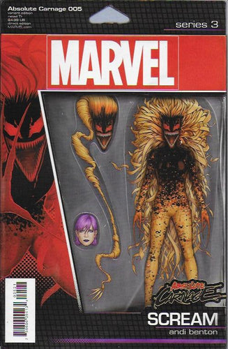 Absolute Carnage #5 (of 5) - John Tyler Christopher cover