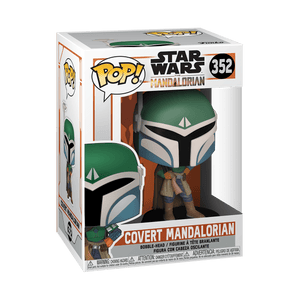 Covert Mandalorian Funko Pop!