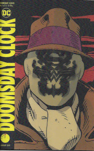 Doomsday Clock #1 of 12 Lenticular Cover