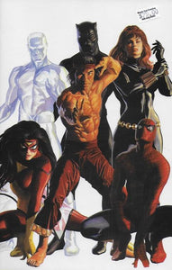 Empyre Aftermath Avengers #1 - Alex Ross Cover
