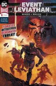 Event Leviathan #1 - Regular Cover