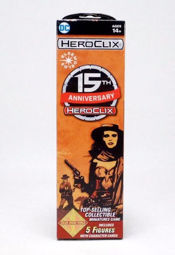 DC Heroclix Elseworlds 15th Anniversary