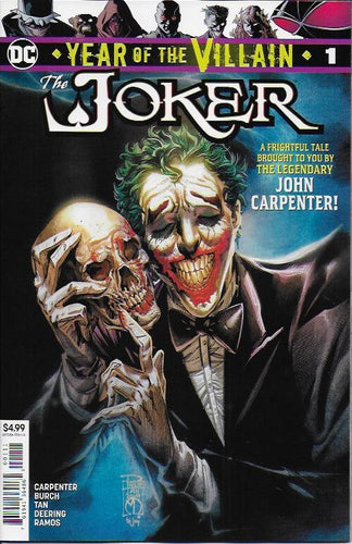 Joker Year of the Villain #1