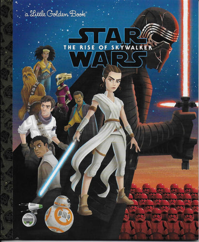 Little Golden Book Star Wars Rise of Skywalker