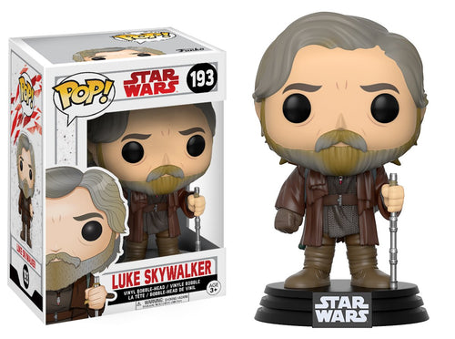 Luke Skywalker Funko POP!