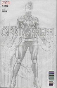 Mighty Captain Marvel #1 Retailer Variant