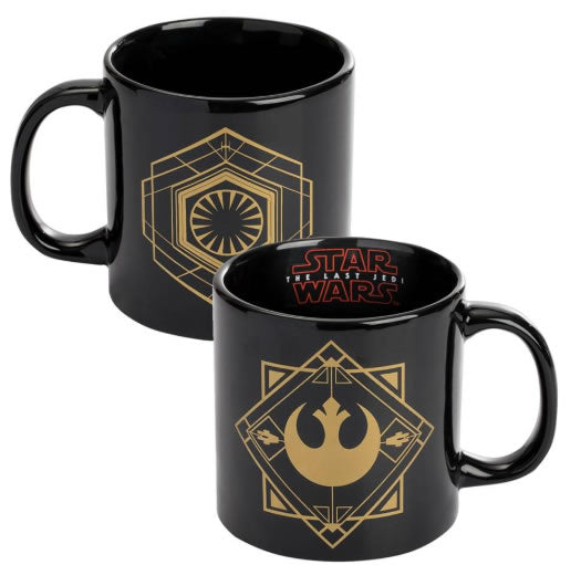 Star Wars The Last Jedi Ceramic Mug