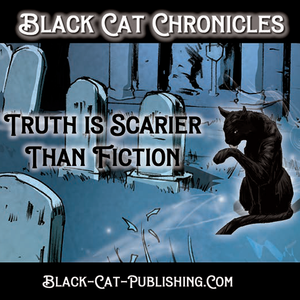 Black Cat Chronicles Sticker