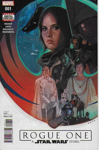 Rogue One A Star Wars Story #1