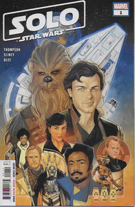 Solo A Star Wars Story #1