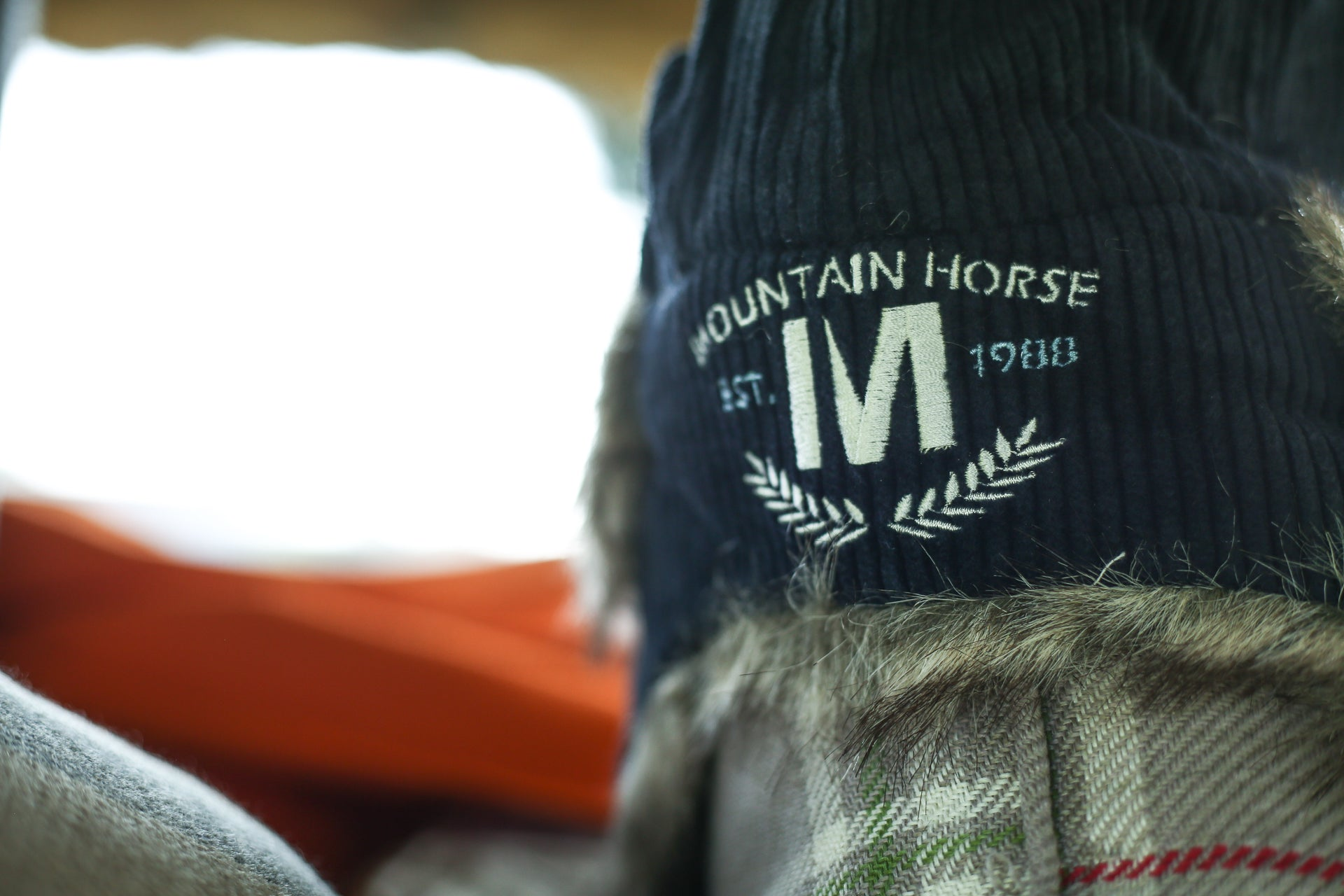 Mountain Horse Junior Lumberjack Hat