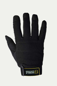 Outrider Work Gloves in Black