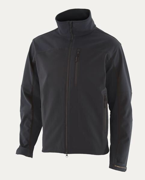 Mens All Round Black Jacket