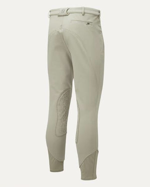 Men's Softshell Breech in Traditional Tan by Noble Outfitters (Rearview)