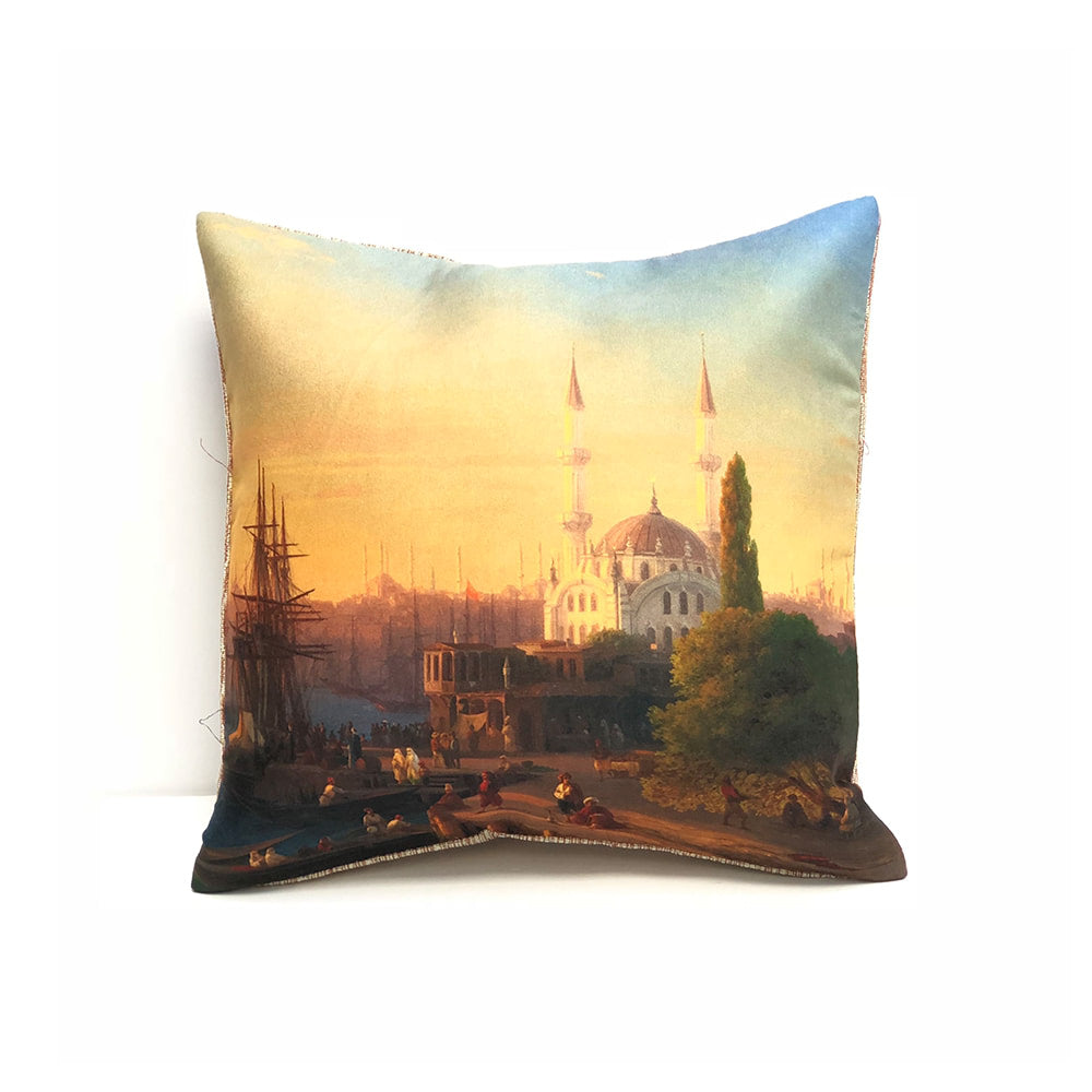 Turkish Cushion Cover - Sunset
