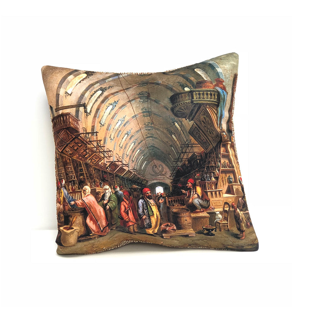 Turkish Cushion Cover - Traders