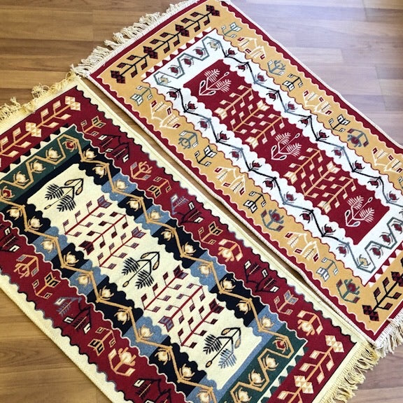 Turkish Reversible Kilim Rug (60x125cm)