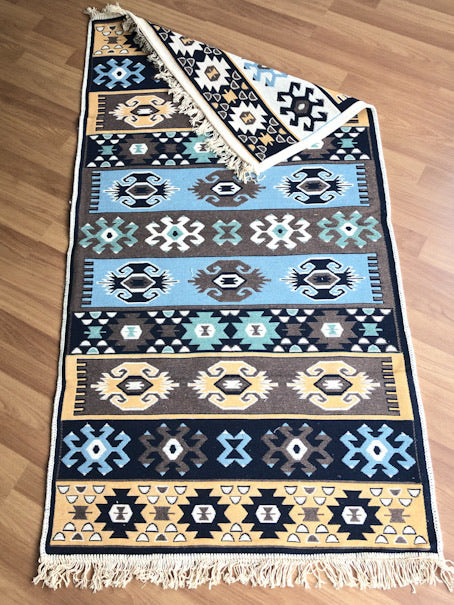 Turkish Reversible Kilim Rug (150*80 cm)