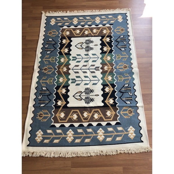 Turkish Reversible Kilim Rug (120x180cm)