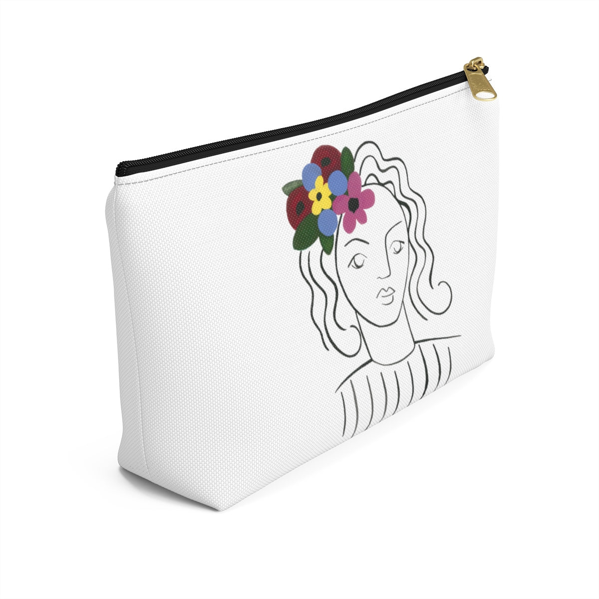 Like Matisse (Woman) Utensil Case For Paintbrushes And Pencils