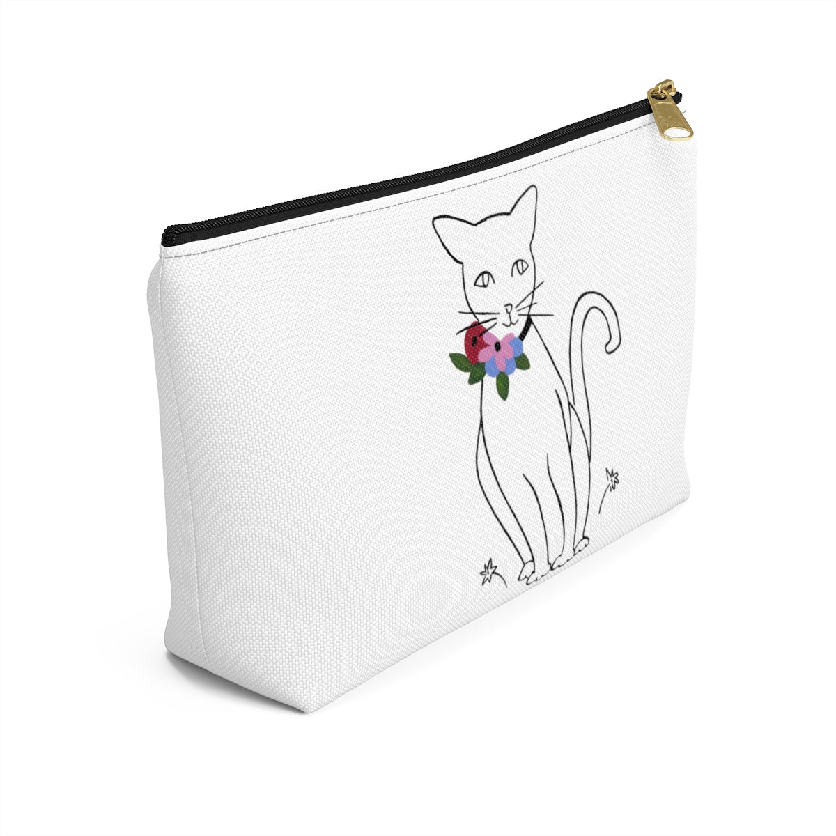 Like Matisse (Cat) Utensil Case For Paintbrushes And Pencils