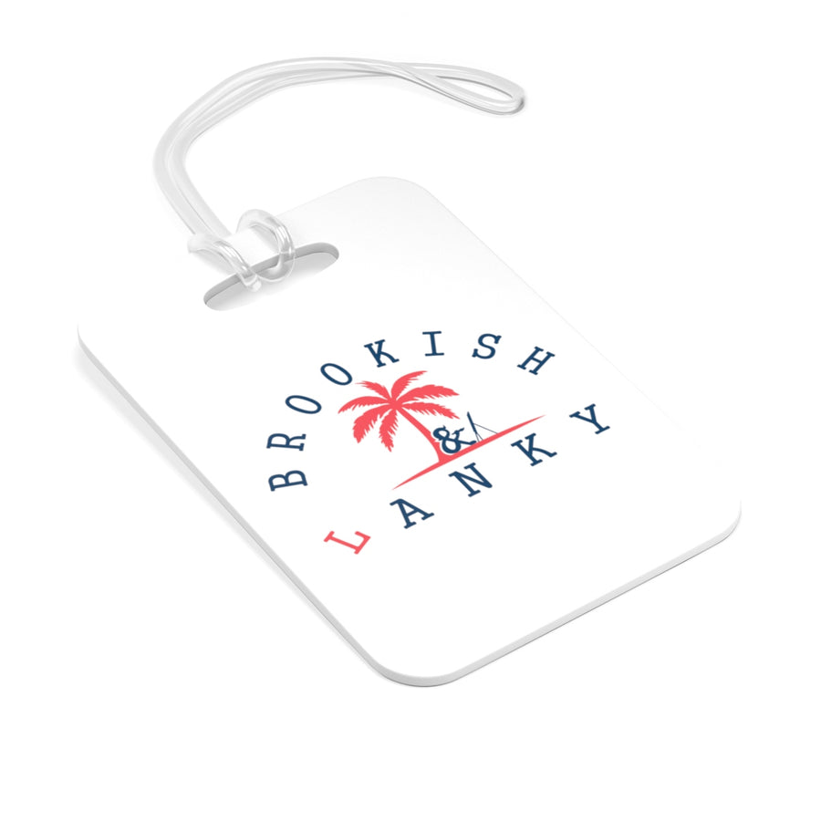 Brookish & Lanky Bag Tag