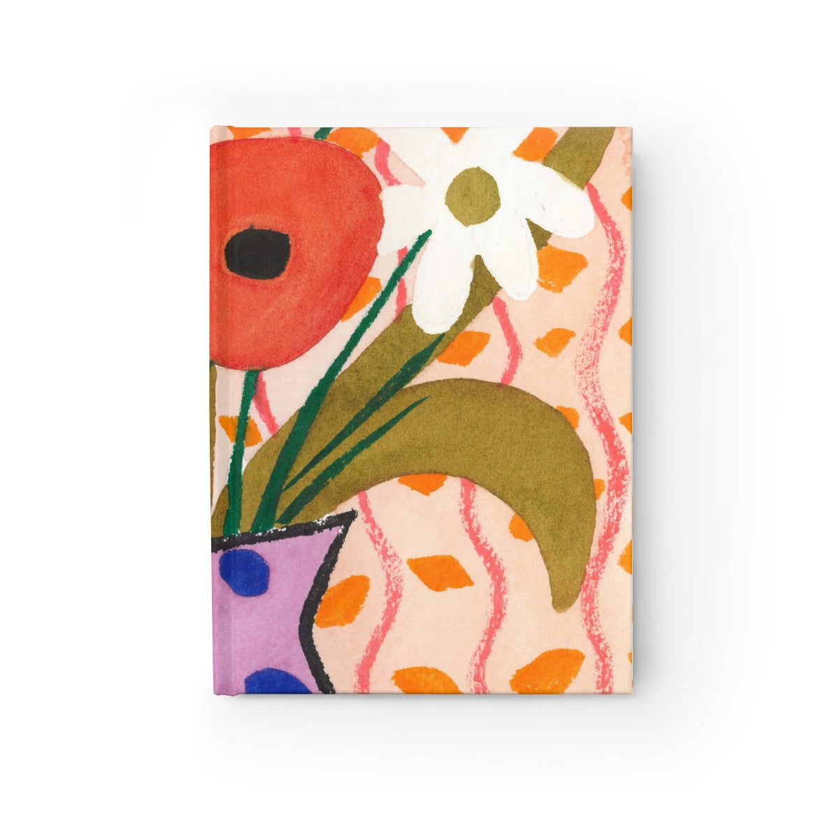 Like Matisse (Flower) Art Pad/ Journal