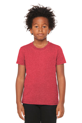 B&L Blank Canvas Youth Tee