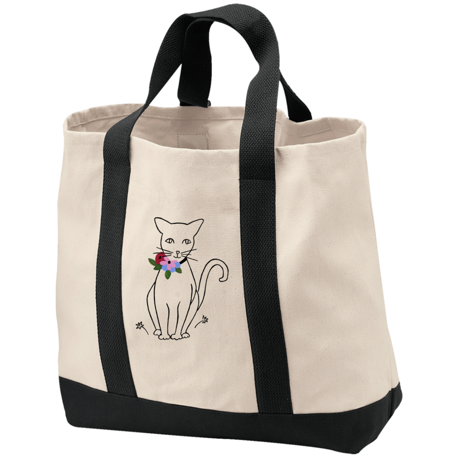 """Like Matisse (Cat) Art Bag"