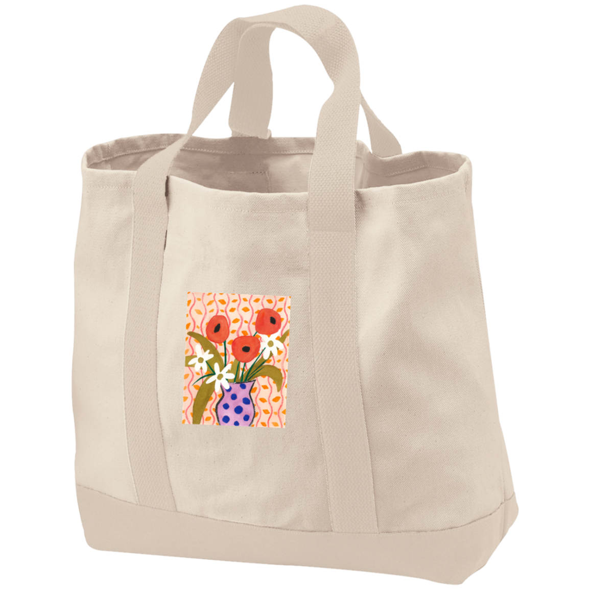 Like Matisse (Flower) Bag