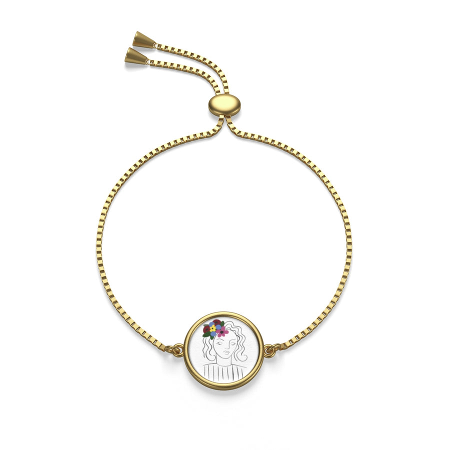 Like Matisse (Woman) Box Chain Bracelet