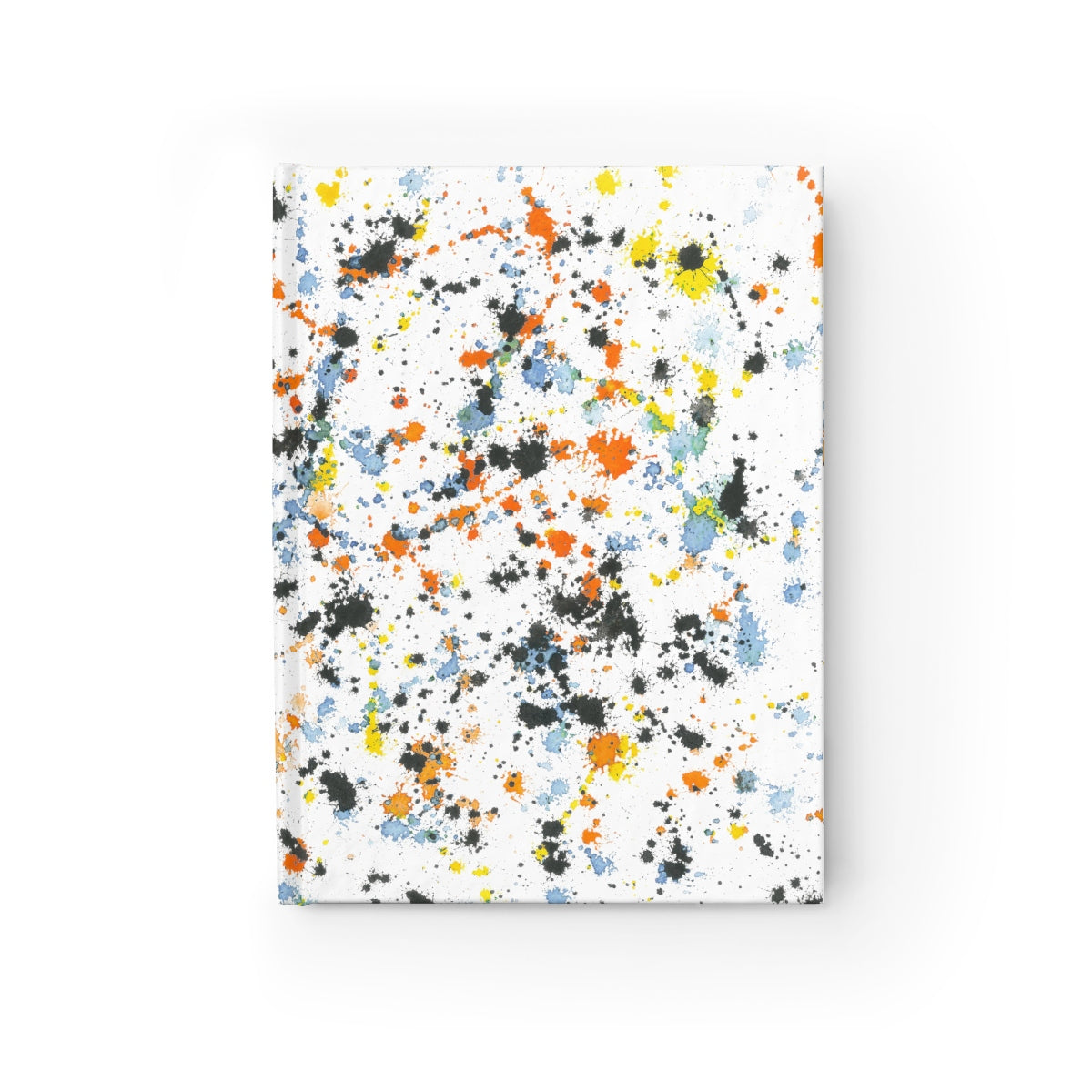 Like Pollock Art Pad/ Journal