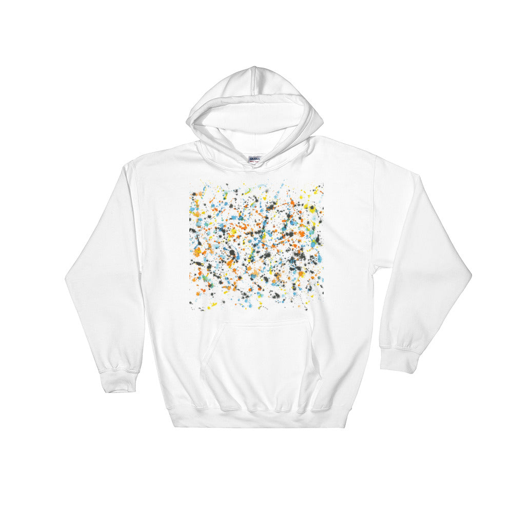 "B&L ""Like Pollock"" Hooded Sweatshirt"