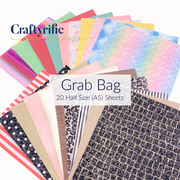 GRAB BAG Faux Leather