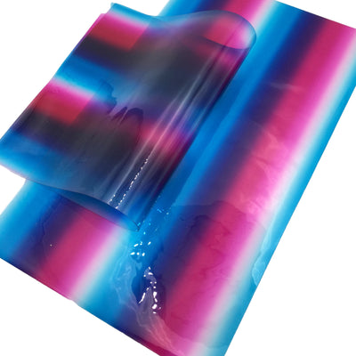 FROZEN Jelly Sheet, Jelly PVC sheets, Waterproof Jelly sheets, Supplies for Hair Bows