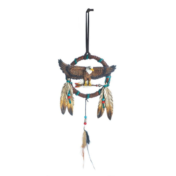 EAGLE DREAMCATCHER DECORATION