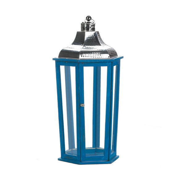 Azul Beach Large Lantern
