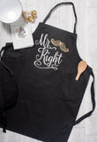 Mr. Right Chef Apron