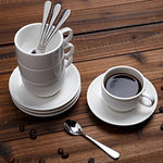 Classic and simple espresso set