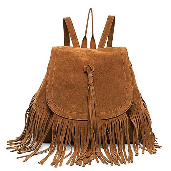The Perfect Fringe Backpack
