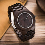 Men's Natural Wooden Watches