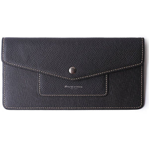 Ladies Sleek RFID Protected Leather Wallets
