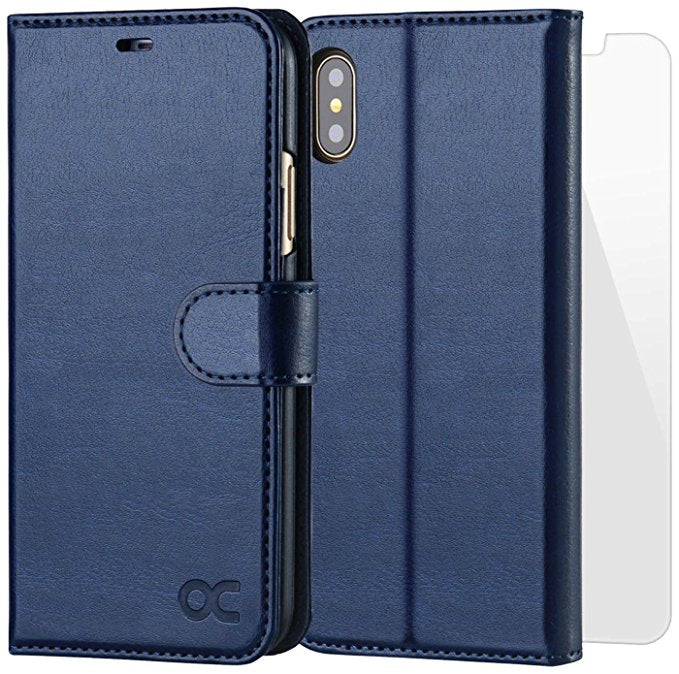Premium Leather iPhone X Wallets